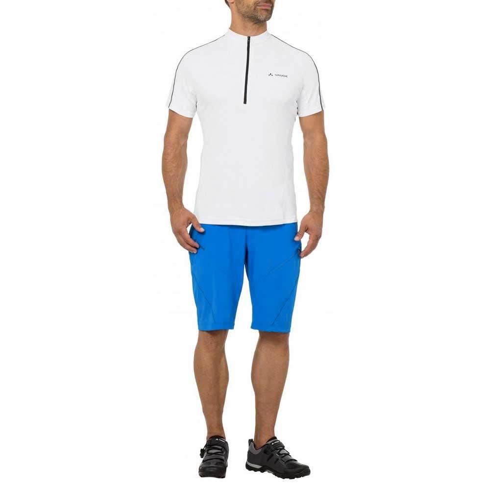 Vaude Topa Shirt Shirt Shirt bianca , Magliette VAUDE , montagna , Abbigliamento Uomo da2658