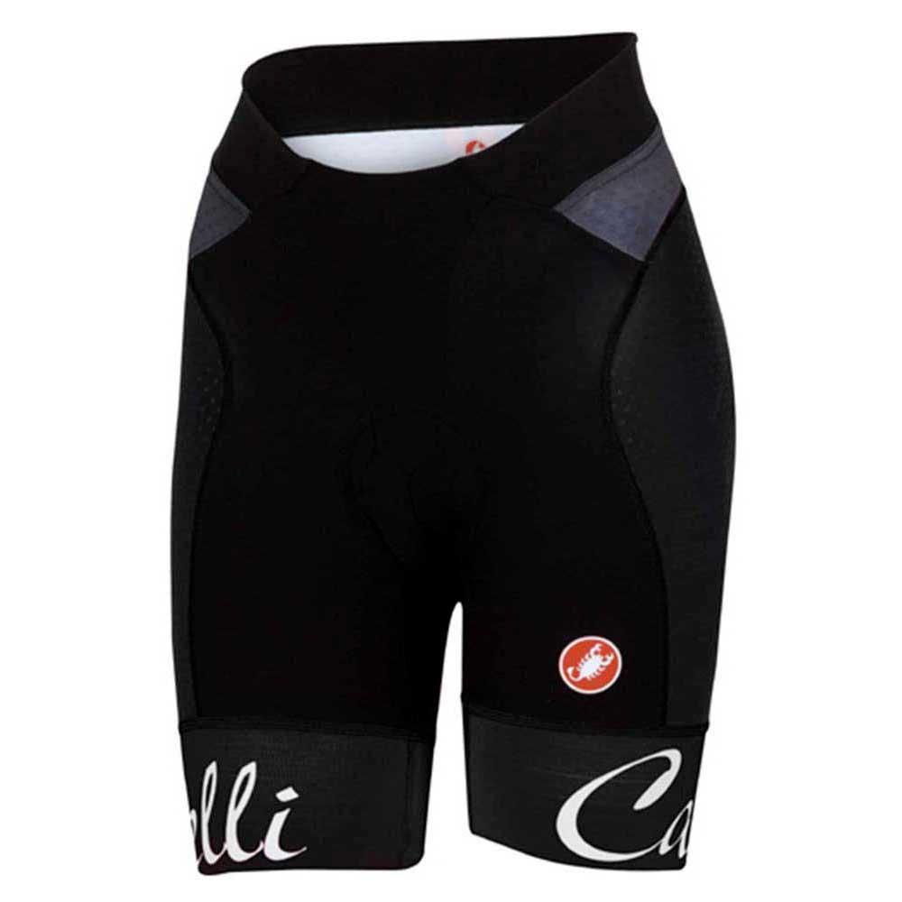 Castelli Free Aero Woman Short Noir , , , Cuissard Castelli , cyclisme 571ea9