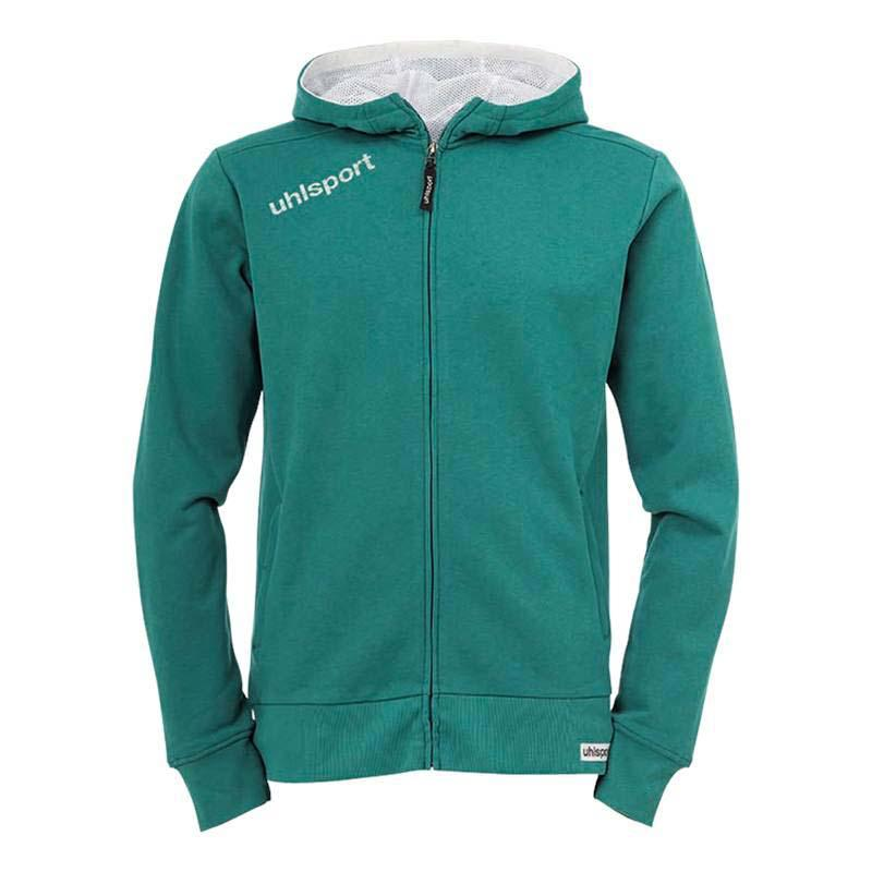 Uhlsport-Essential-Hooded-Jacket