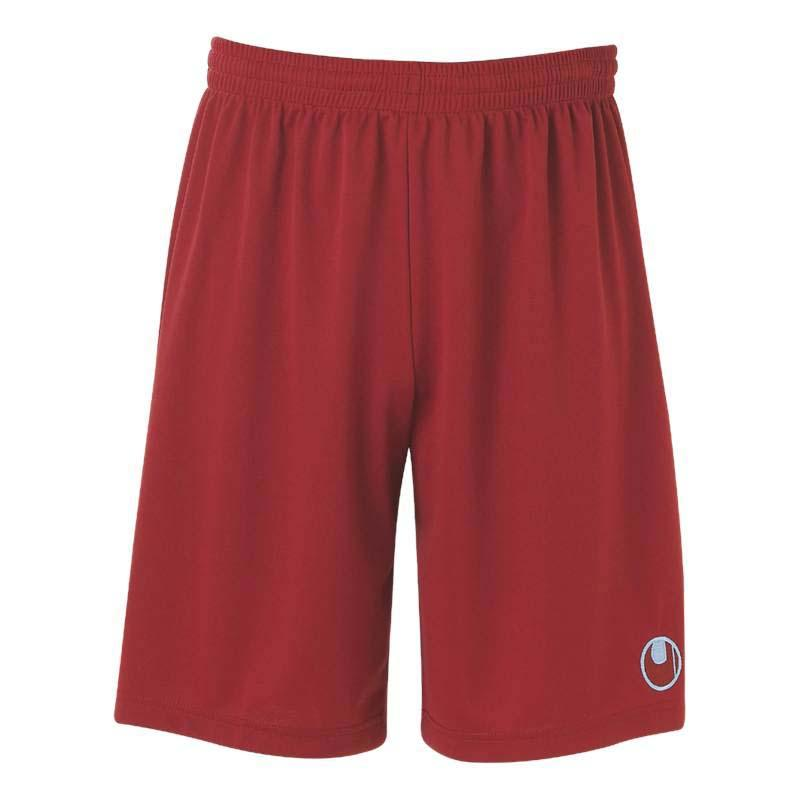 Uhlsport Center Basic Ii Shorts Without Slip XXXS Bordeaux