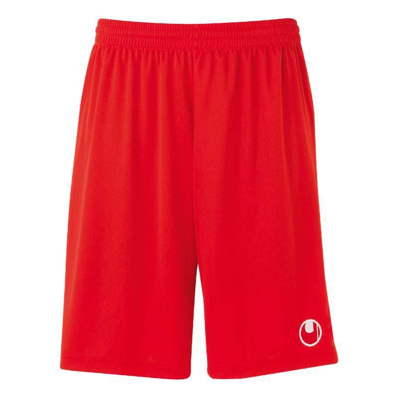Uhlsport Center Ii Shorts With Slip Inside XXXS Red