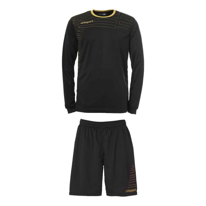 Uhlsport Match Team XXS Black / Gold