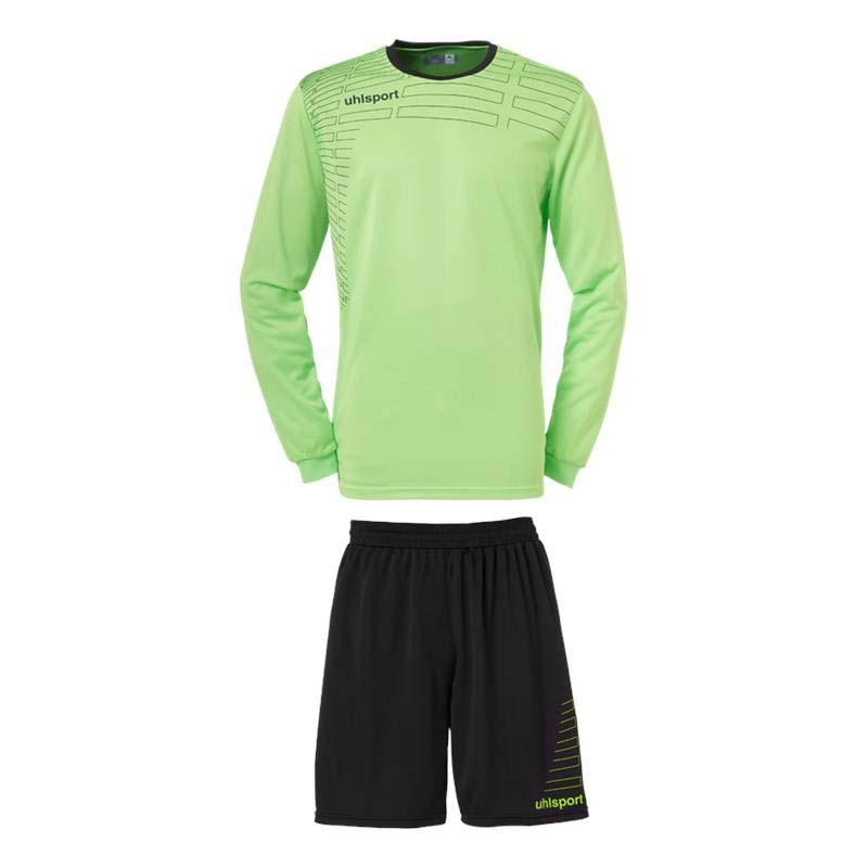 Uhlsport Match Team M Green Flash / Black