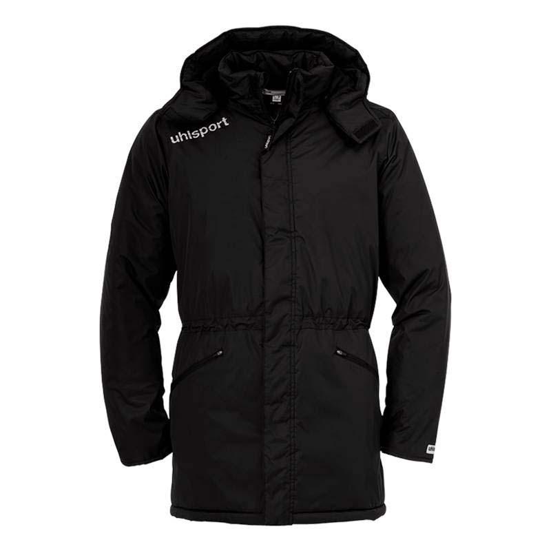 Uhlsport Veste Essential Winter Bench XXL Black