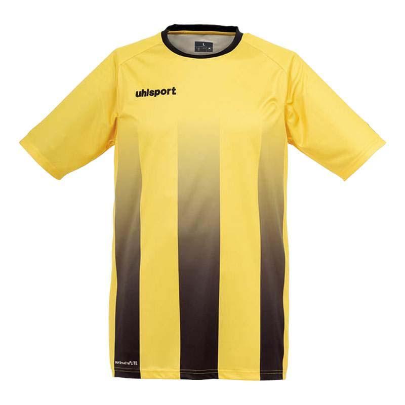 Uhlsport Stripe XXXS Cornyellow / Black