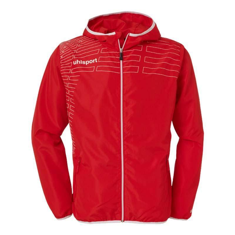 Uhlsport Match Presentation Jacket XXS Red / White