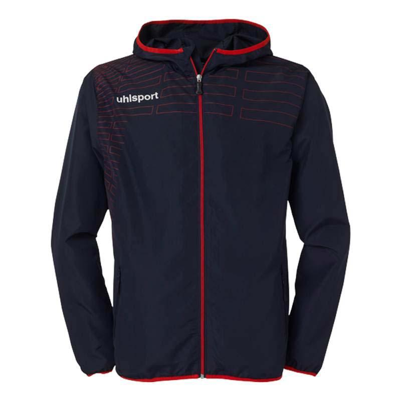 Uhlsport Match Presentation Jacket XXS Navy / Red