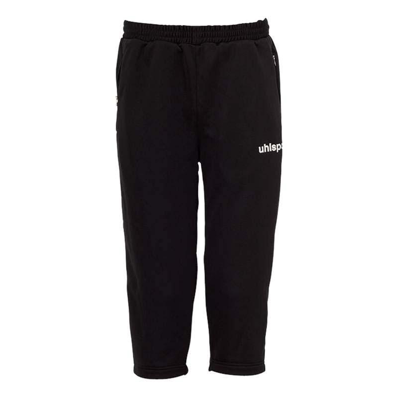 Uhlsport Essential 3/4 Training Pants L Black