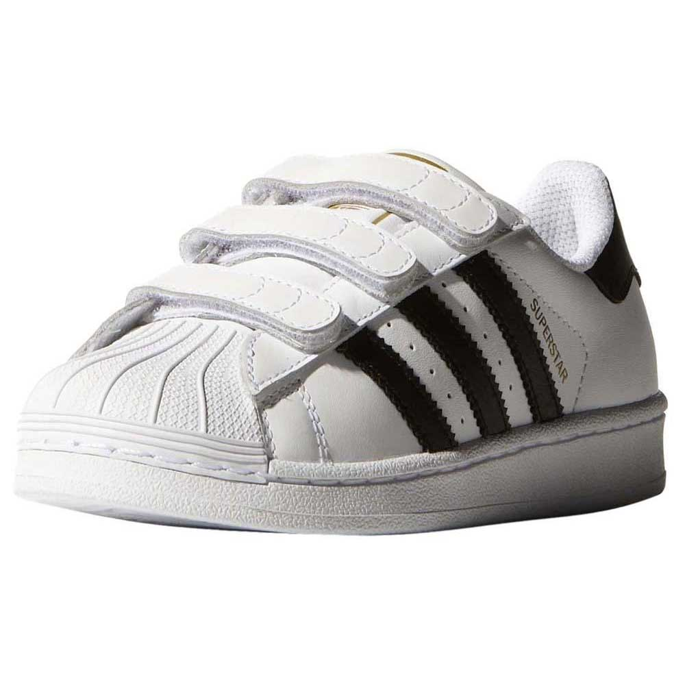 79e2dbbd60d4 adidas Originals Superstar Foundation CF C White black Leather ...