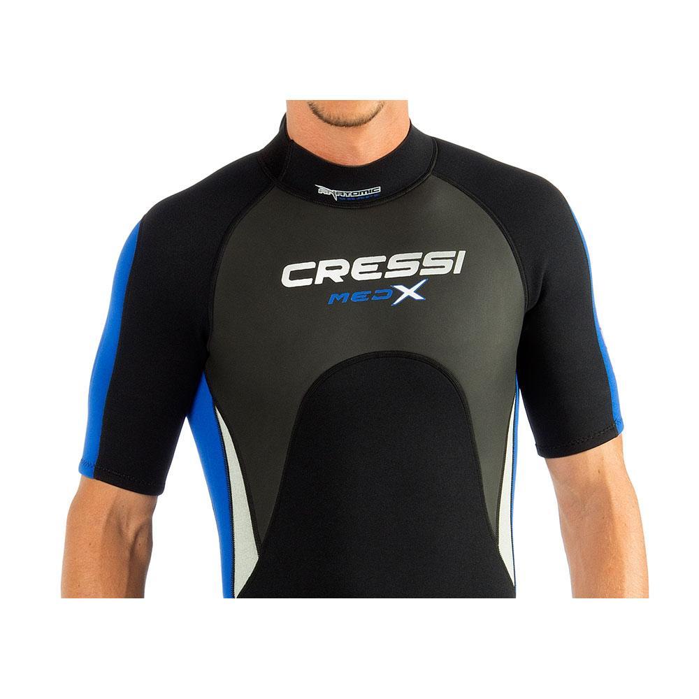cressi-med-x-2-5-mm-m-black