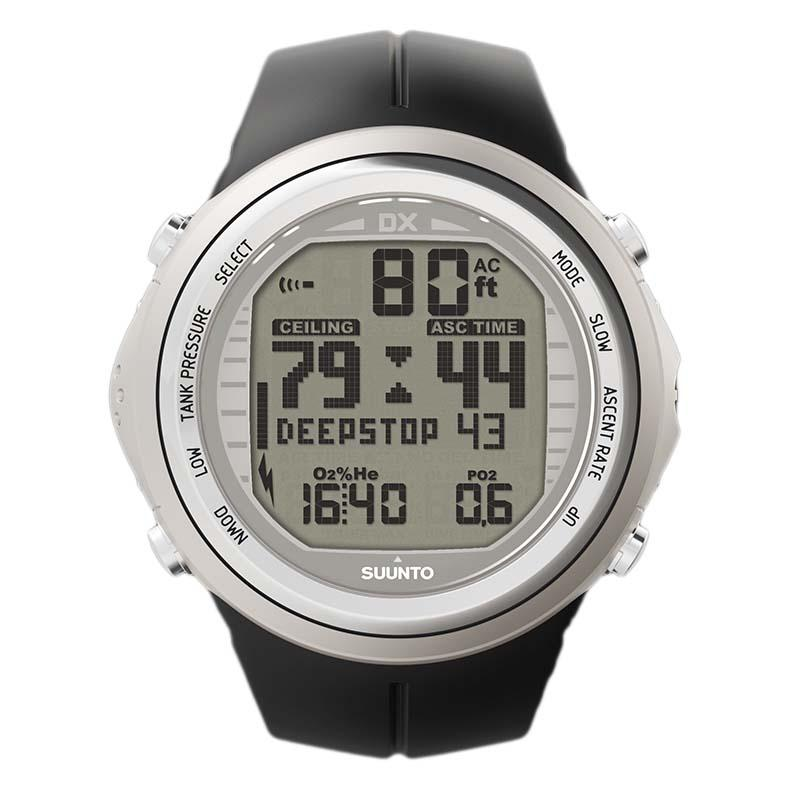 suunto-dx-elastomer-one-size-silver