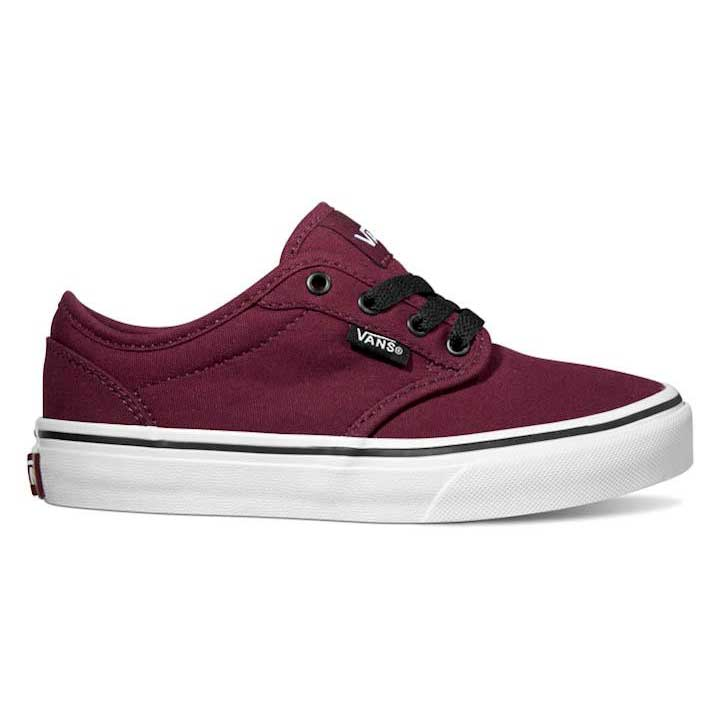 Vans Atwood Canvas Youth oxblood   black  2eba29338