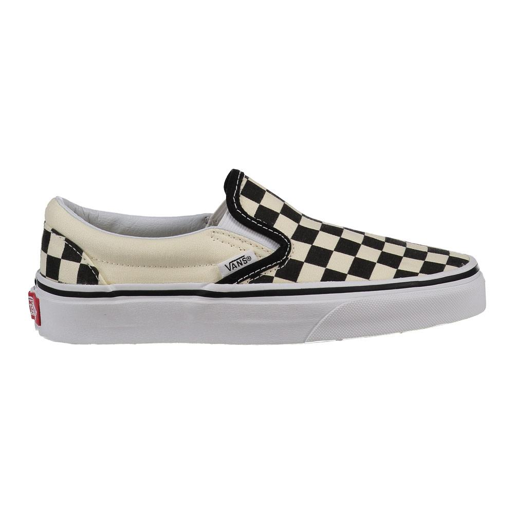 Vans Classic Slipon EU 45 Black And White Checker / White