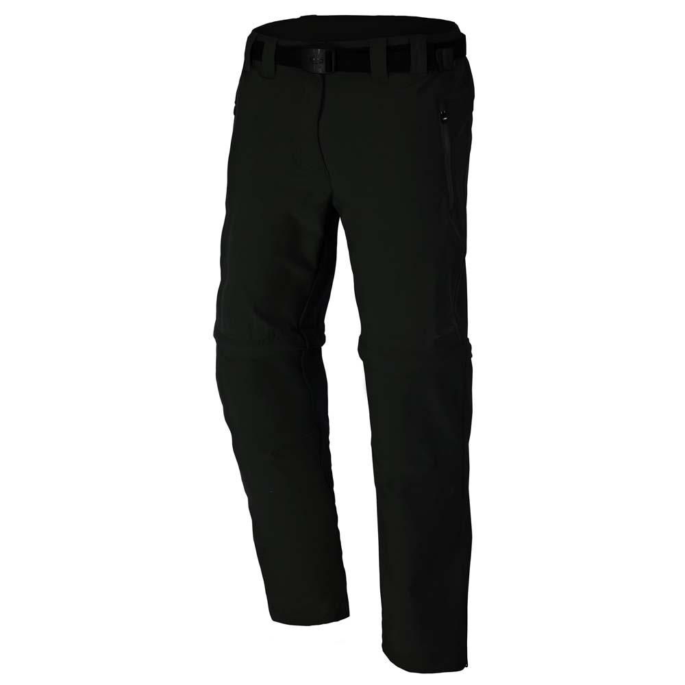 Cmp Zip Off Pants XL Black