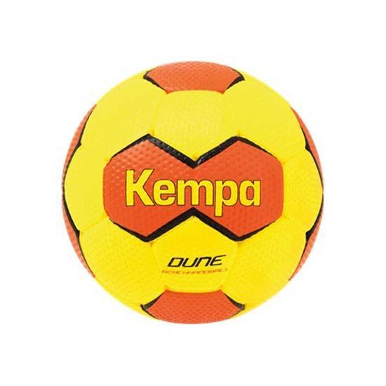Kempa Dune Beach Handball 2 Yellow / Shockred