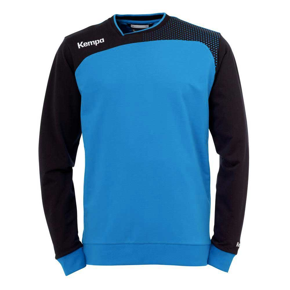 Kempa Emotion Training Top XXS Blue / Black