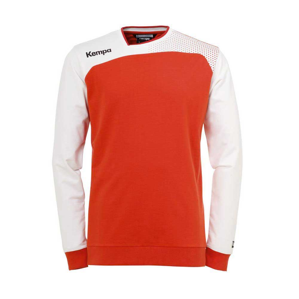 Kempa Emotion Training Top XXS Red / White