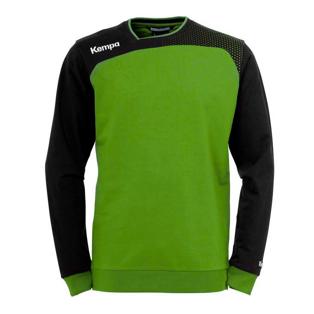 Kempa Emotion Training Top XXS Green / Black