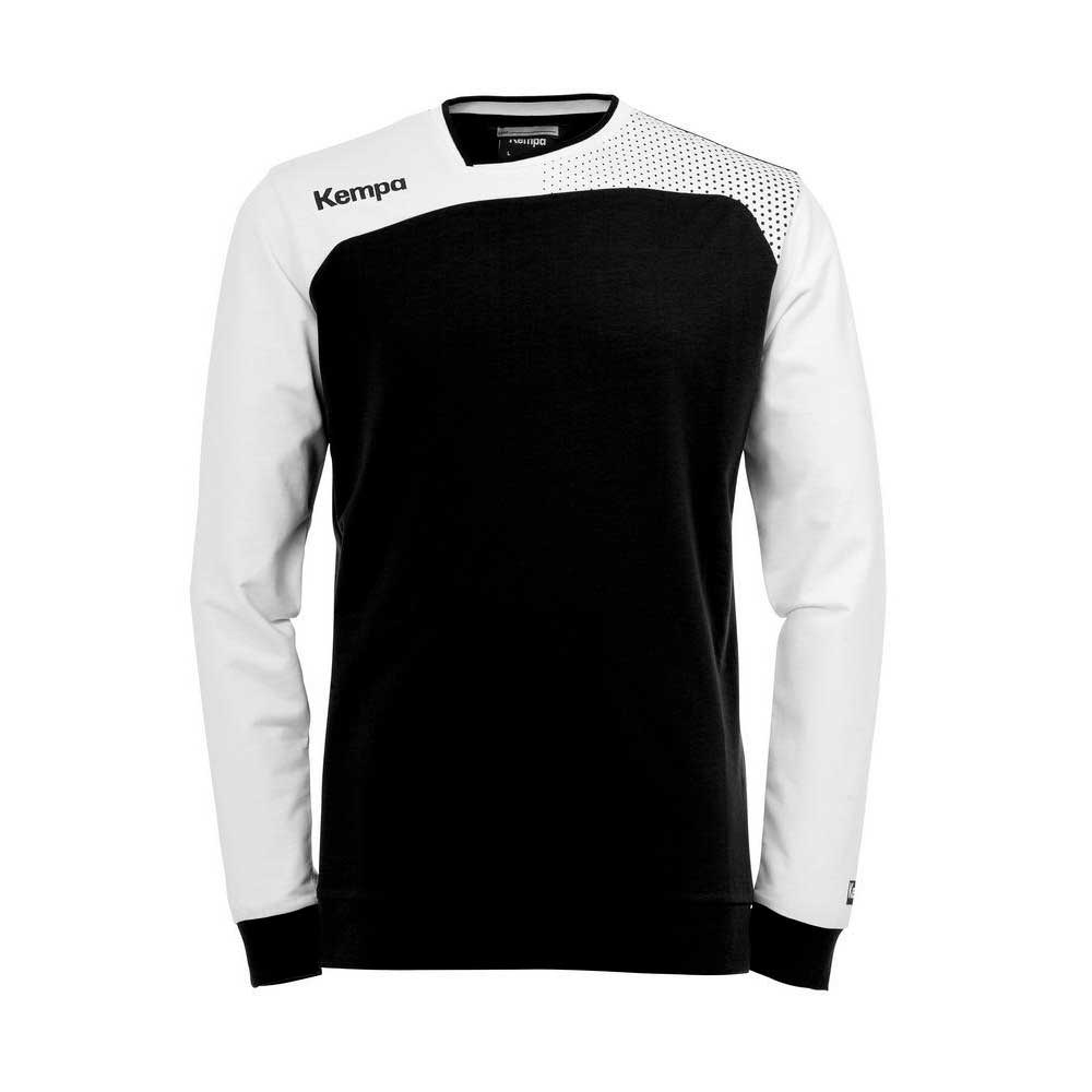 Kempa Emotion Training Top XXS Black / White