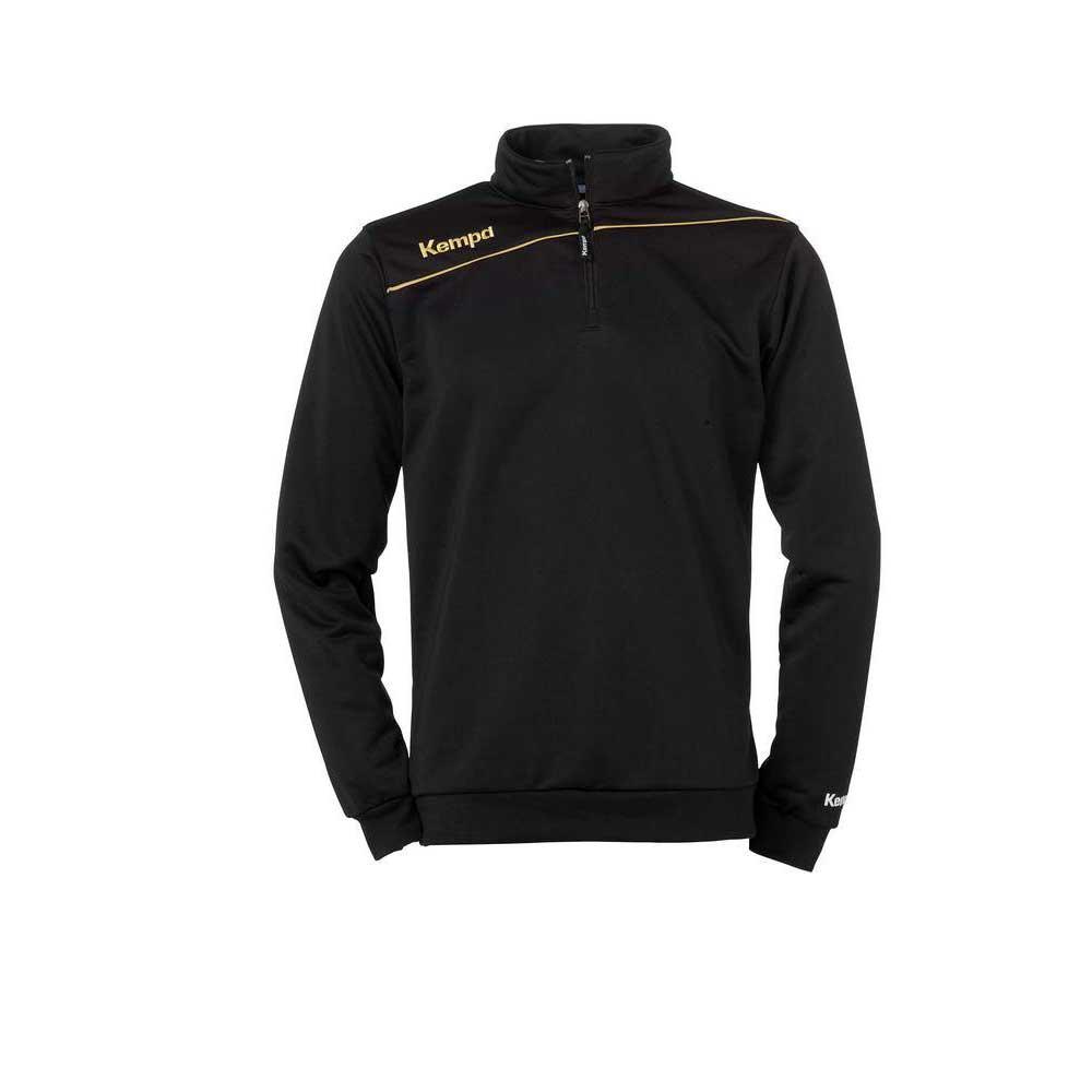 Kempa Sweatshirt Gold XXS Black