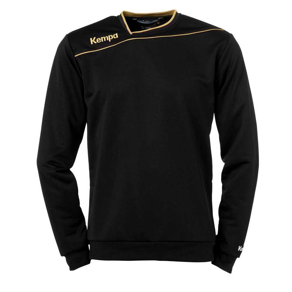 Kempa Gold Training Top XXS Black / Gold