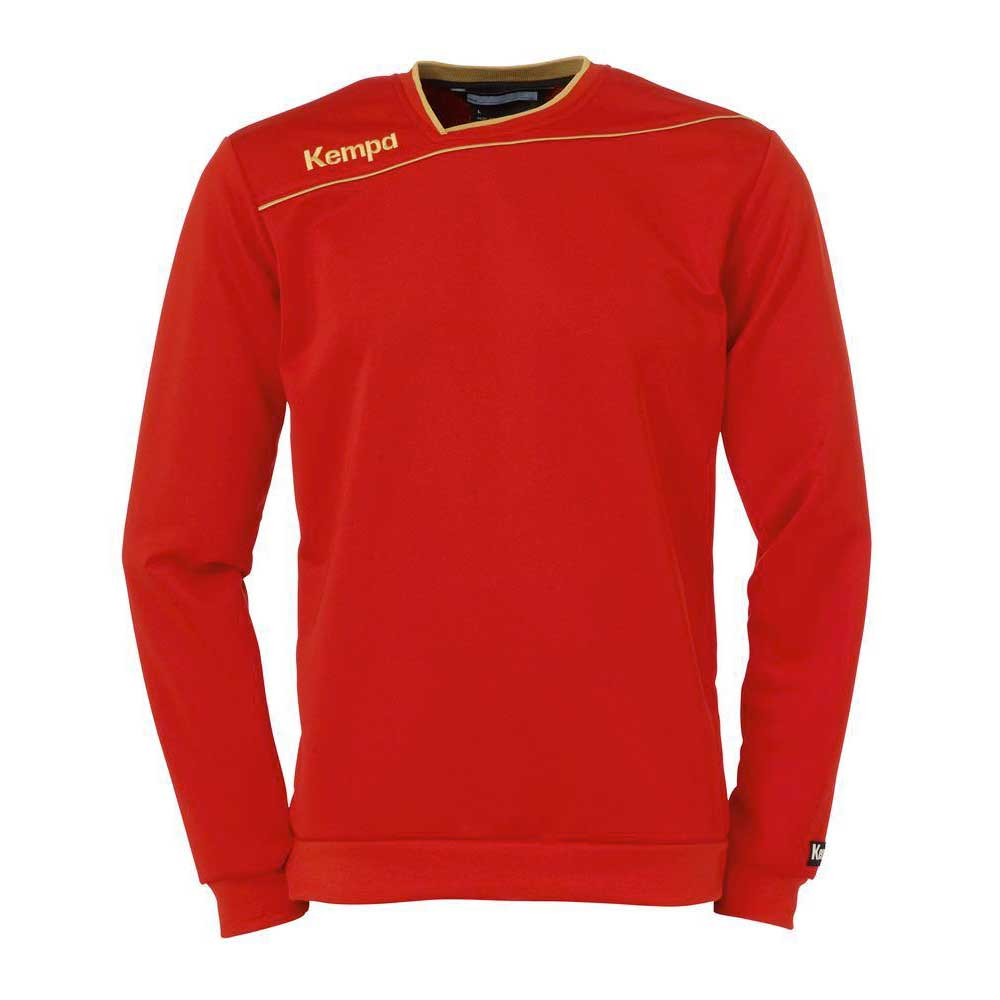 Kempa Gold Training Top XXS Red / Gold