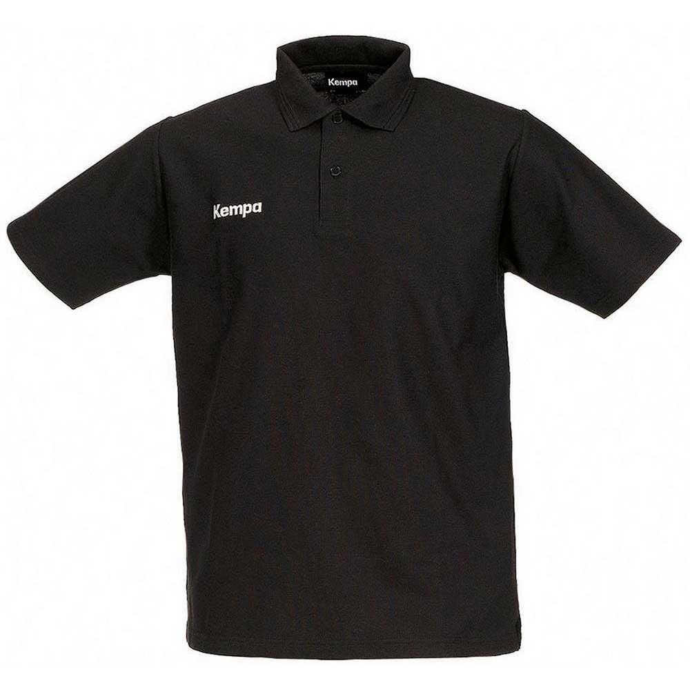 Kempa Polo Manche Courte Classic XS Black