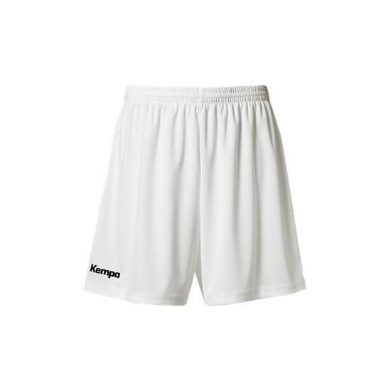 Kempa Classic Shorts XXXS White