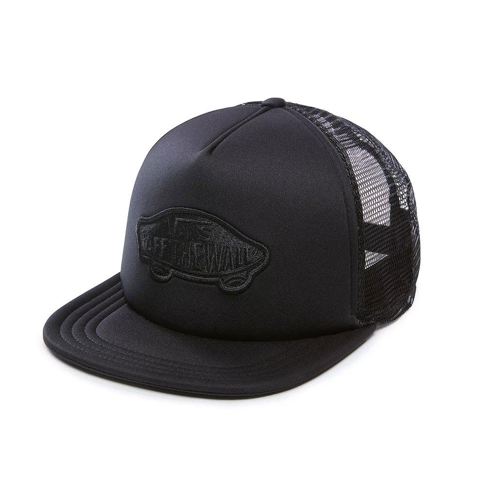 Vans-Classic-Patch-Trucker-Black-Gorras-y-sombreros-Vans-deportes