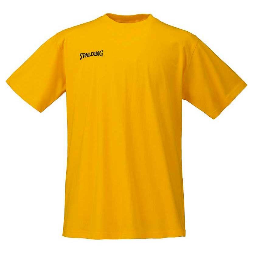 Spalding Tee XL Yellow