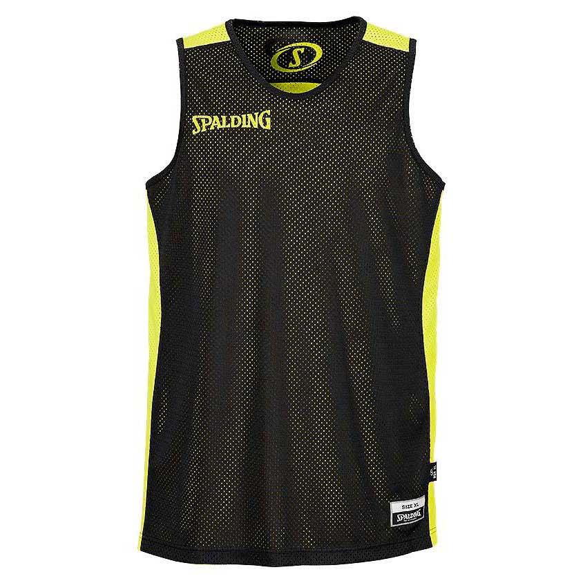 Spalding Essential Reversible XXS Black / Neon Yellow