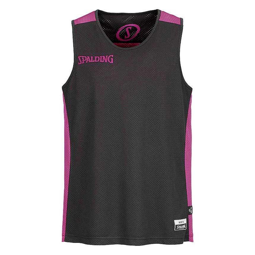 Spalding Essential Reversible XS Black / Pink