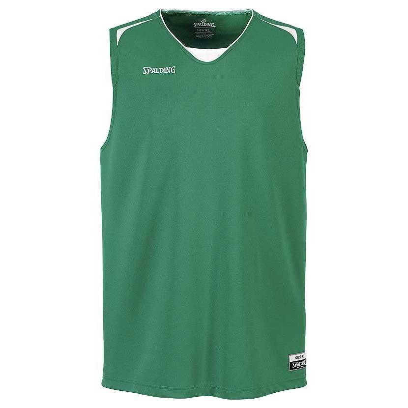 Spalding Attack Top XXXS Green / White