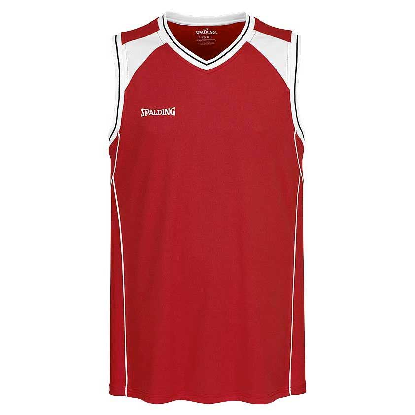 Spalding Crossover Top XL Red / White