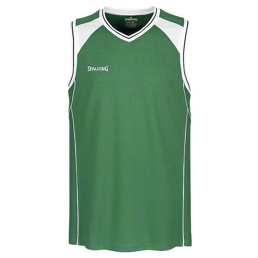 Spalding Crossover Top XL Green / White