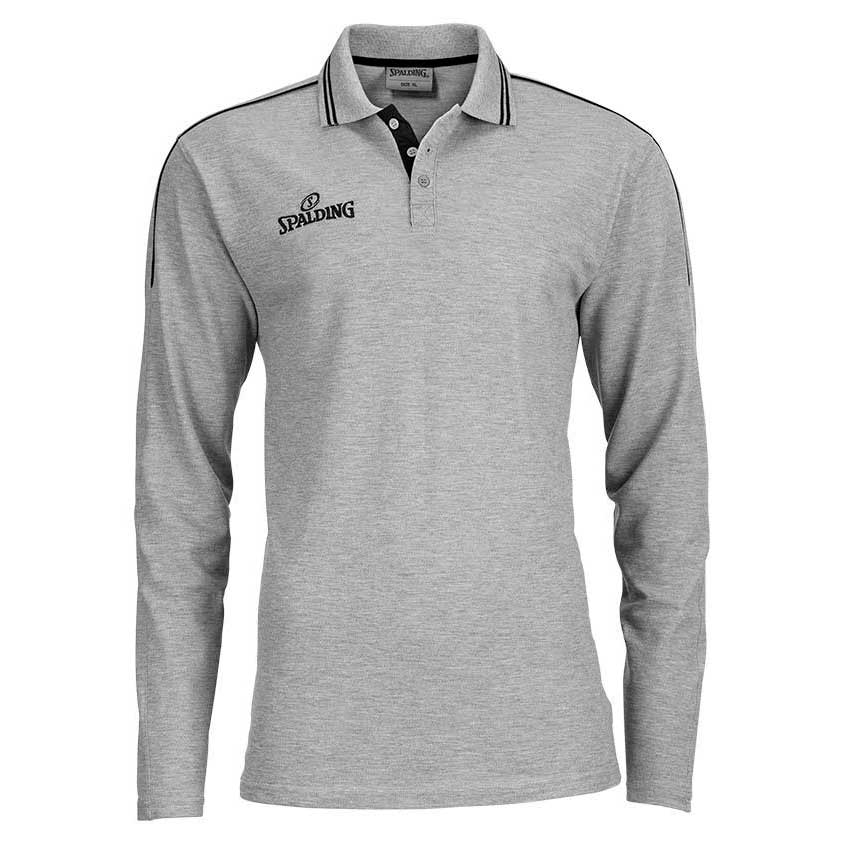 Spalding Polo S Grey / Black