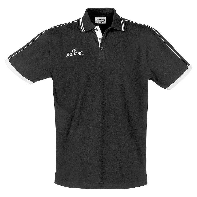 Spalding Shirt S Black