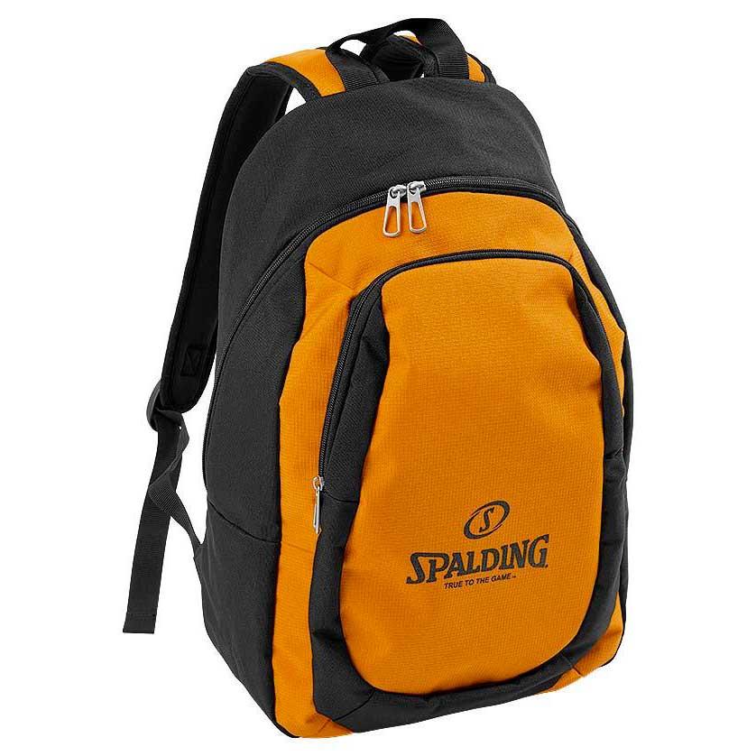 Spalding Essential One Size Orange / Black