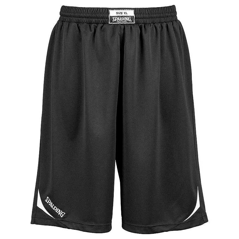 Spalding Attack Shorts XXXS Black / White