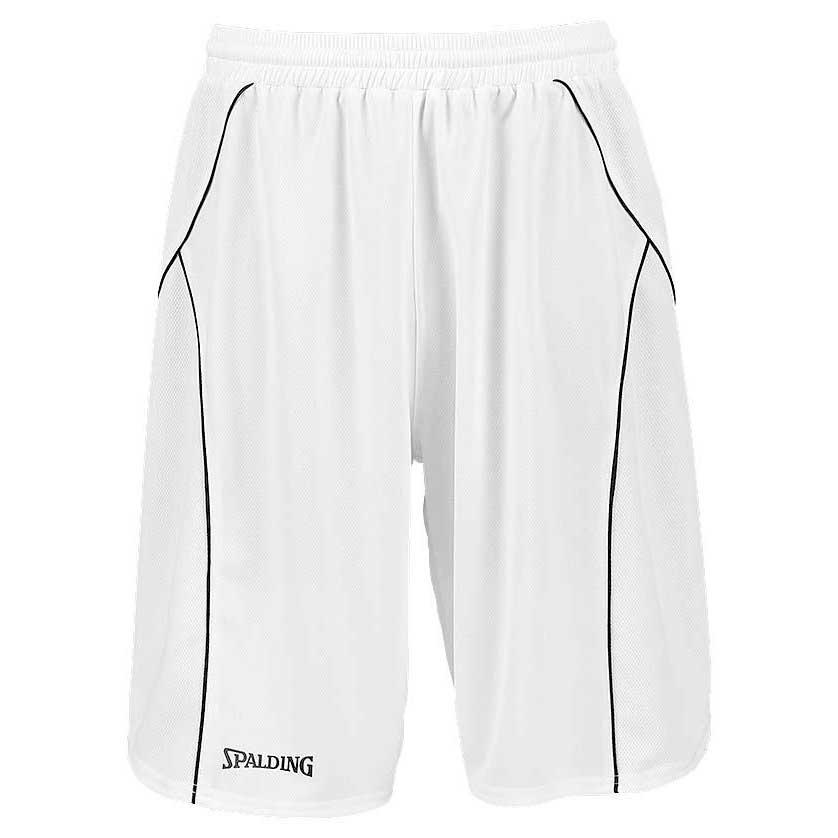 Spalding Crossover Shorts XXS White / Black