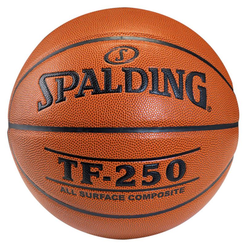 Spalding Tf250 All Surface 5 Orange
