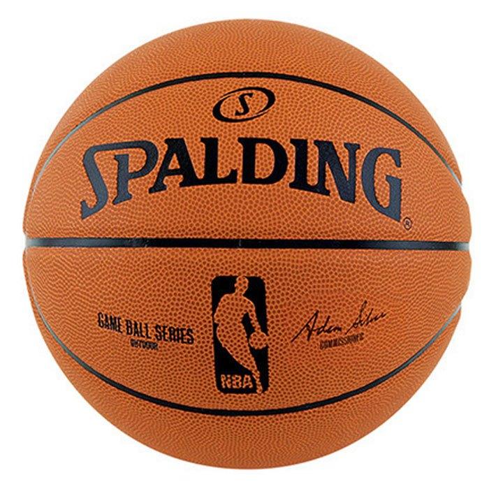 Spalding Ballon Basketball Nba Game 7 Orange