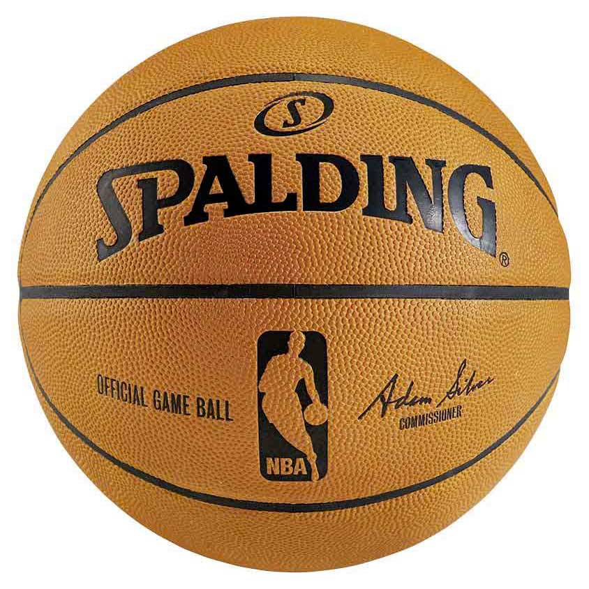 Spalding Nba Game 7 Orange