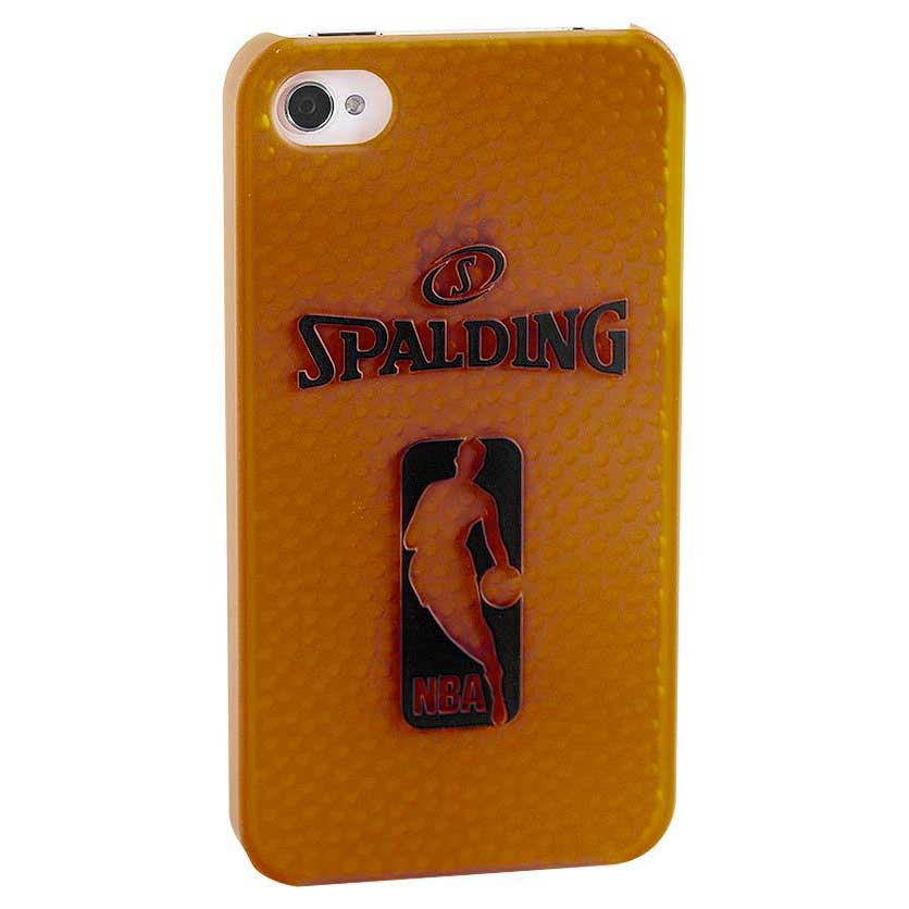 Spalding Iphone 4/4s Hard One Size Brown