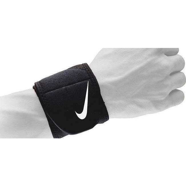 Nike Accessories Pro Combat 2.0 Wrist Wrap One Size Black / White