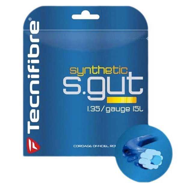 Tecnifibre Synthetic Gut 12 M 1.35 mm Black