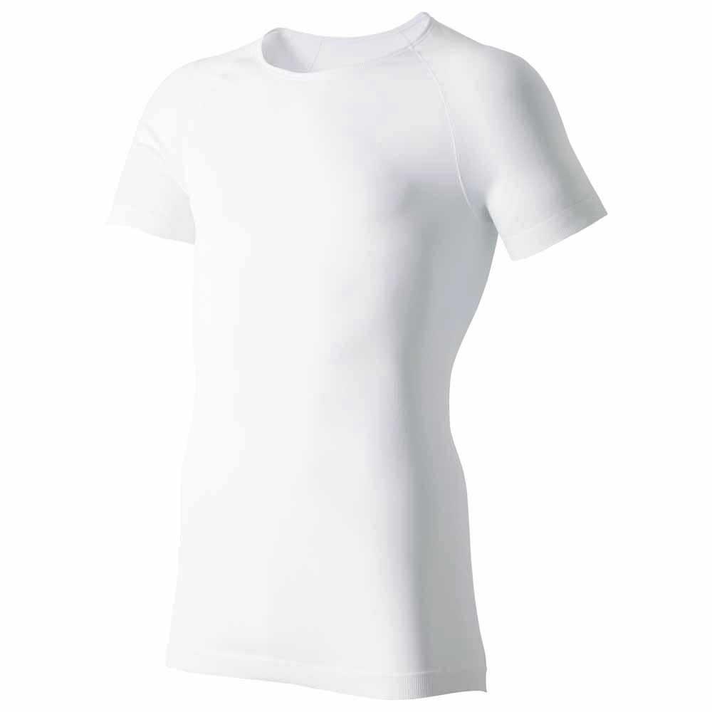 Odlo Crew Evolution Xlight Short Sleeve T-shirt S White