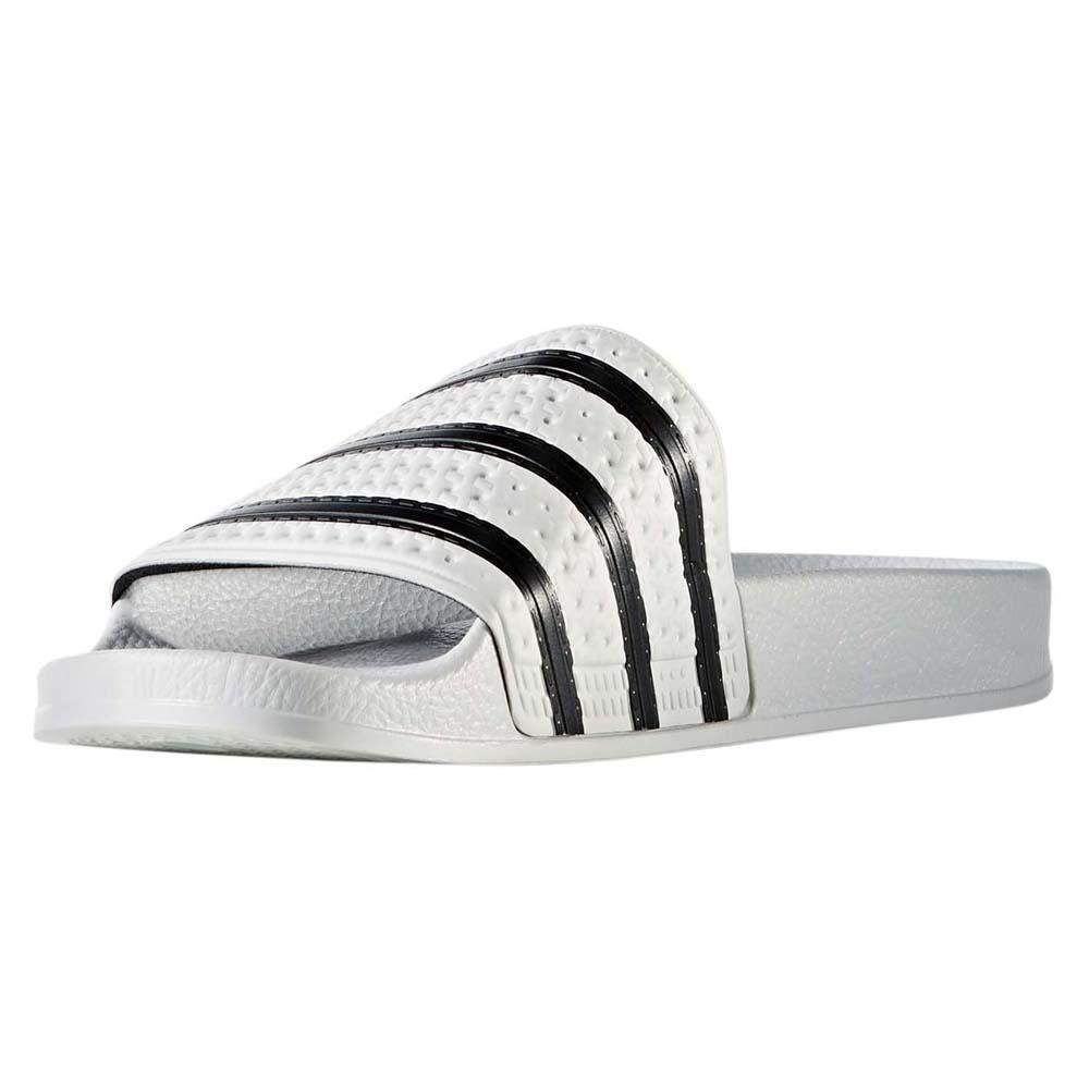Blanco Adilette Chanclas Originals Adidas T70210 XuiPZOkT