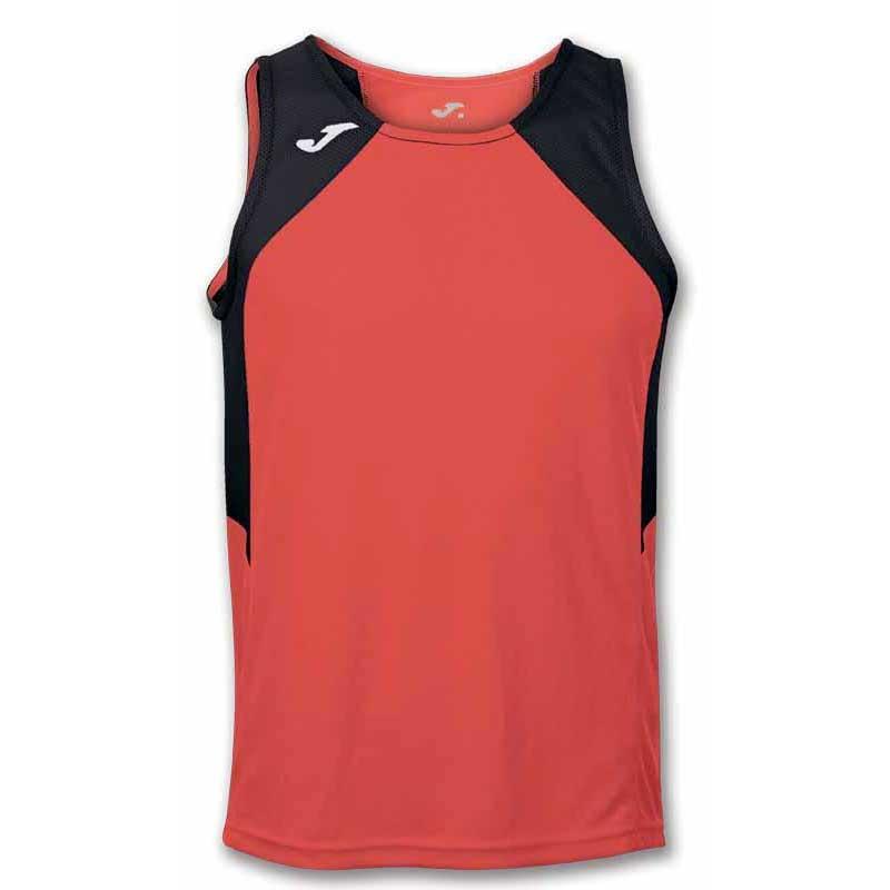 Joma T-shirt Sans Manches Record Ii XS Orange