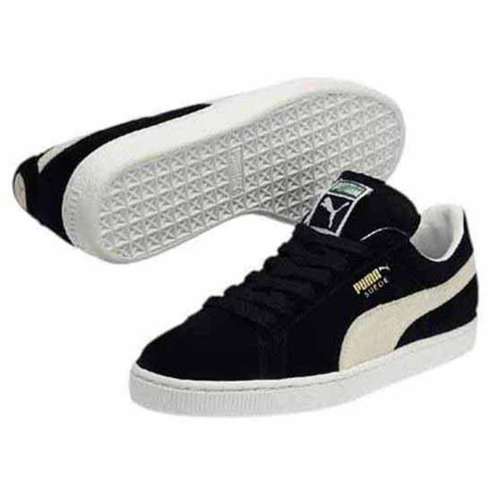 66bdf2bc5c Puma Suede Classic Noir , Baskets Puma , mode , Chaussures Homme   eBay